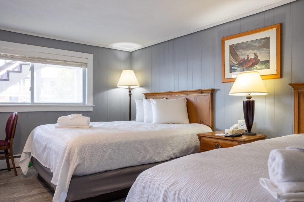 Janmere Hampton Beach Motel Room